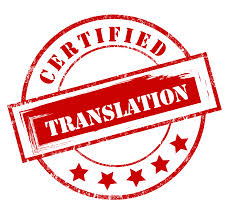 Hivatalos okmány fordítás